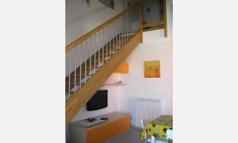 residence VILLAGGIO DEI FIORI: soggiorno (esempio)
