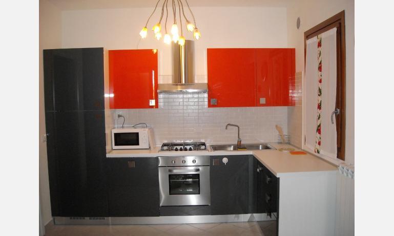 residence VILLAGGIO DEI FIORI: angolo cottura (esempio)