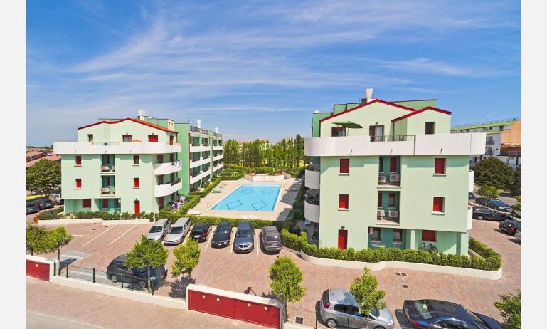 residence ROBERTA: esterno condominio