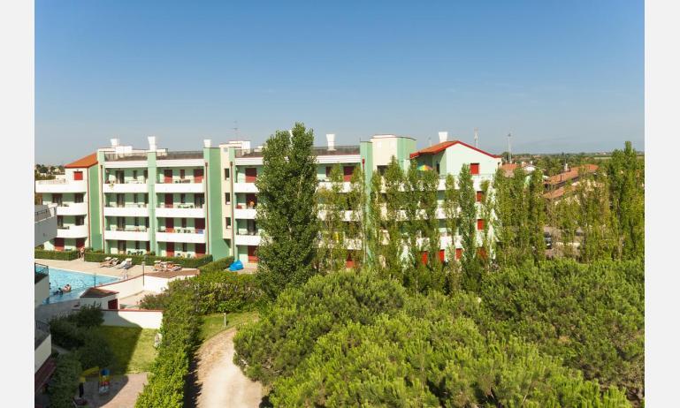 residence ROBERTA: vista panoramica