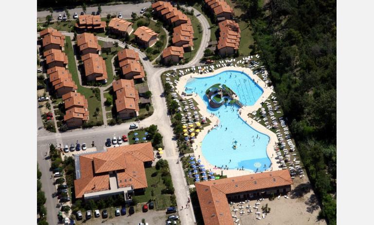 residence VILLAGGIO CA LAGUNA: vista aerea