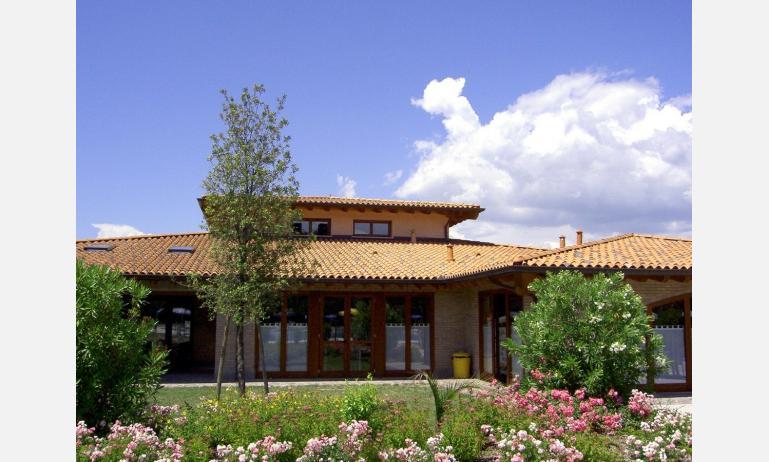 residence VILLAGGIO CA LAGUNA: ristorante