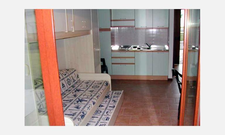 residence VILLAGGIO CA LAGUNA: soggiorno (esempio) - tipo A4