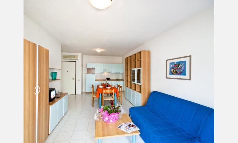 residence CRISTOFORO COLOMBO: soggiorno (esempio)
