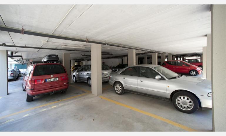 residence CRISTOFORO COLOMBO: parcheggio
