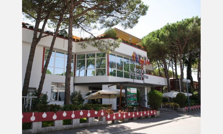 hotel JASMINUM: esterno