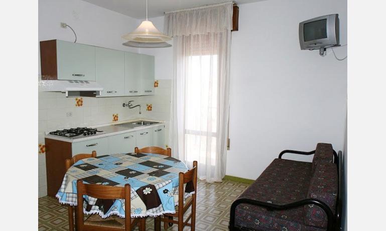 appartamenti MICHELANGELO: soggiorno (esempio)
