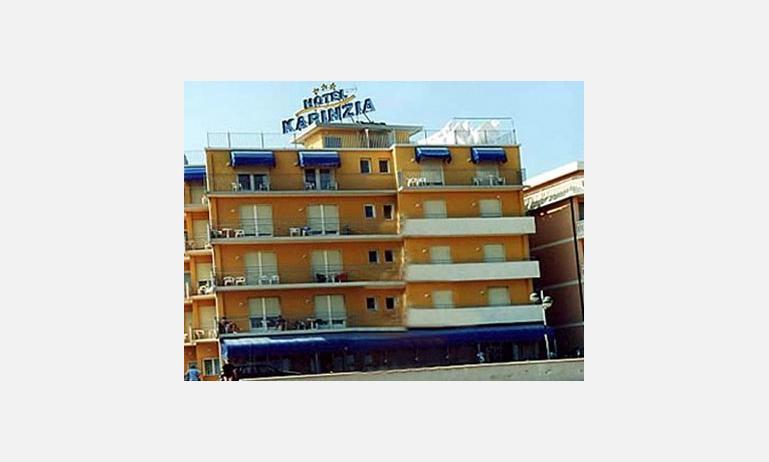 hotel KARINZIA: esterno