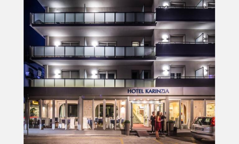 hotel KARINZIA: esterno hotel