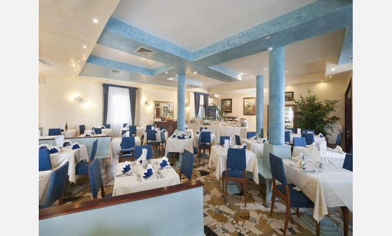 hotel KARINZIA: sala ristorante