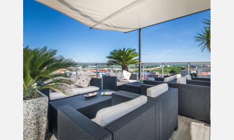 hotel KARINZIA: bar terrazza