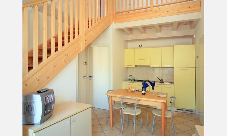 appartamenti STEFANIA: soggiorno (esempio)