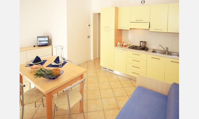 appartamenti STEFANIA: angolo cottura (esempio)