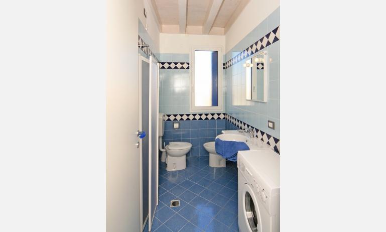 appartamenti STEFANIA: bagno (esempio)