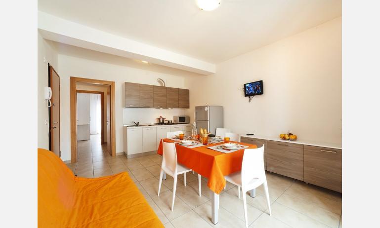 residence GALLERIA GRAN MADO: soggiorno (esempio)