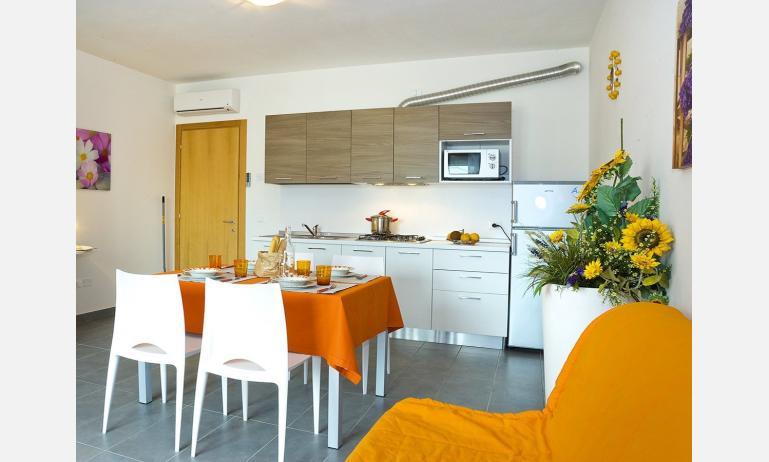 residence GALLERIA GRAN MADO: angolo cottura (esempio)
