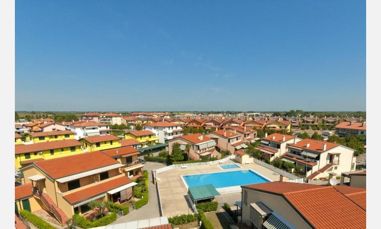 residence CRISTINA BEACH: vista panoramica