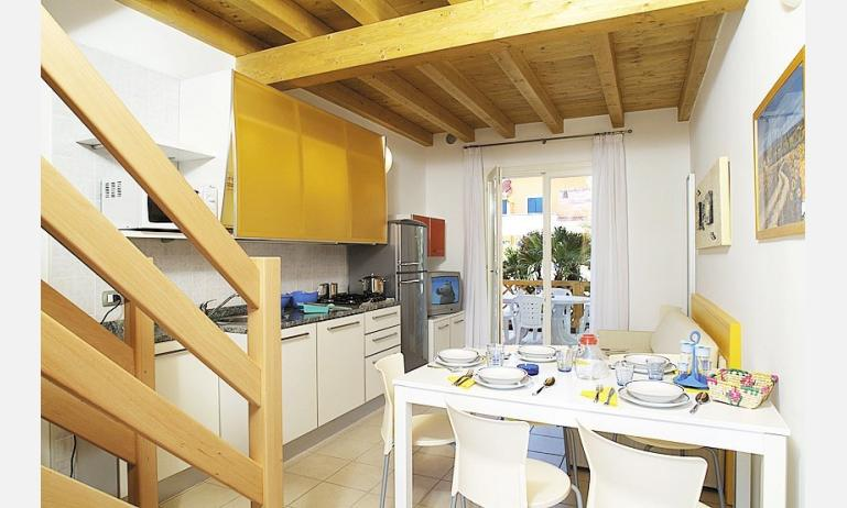 residence HEMINGWAY: angolo cottura (esempio)