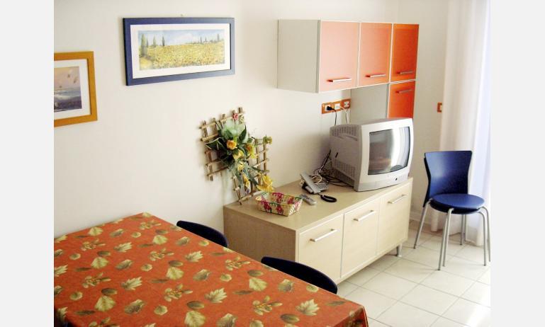 residence HEMINGWAY: soggiorno (esempio)