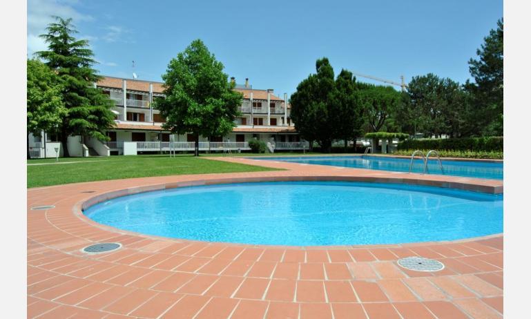 residence SELENIS: piscina