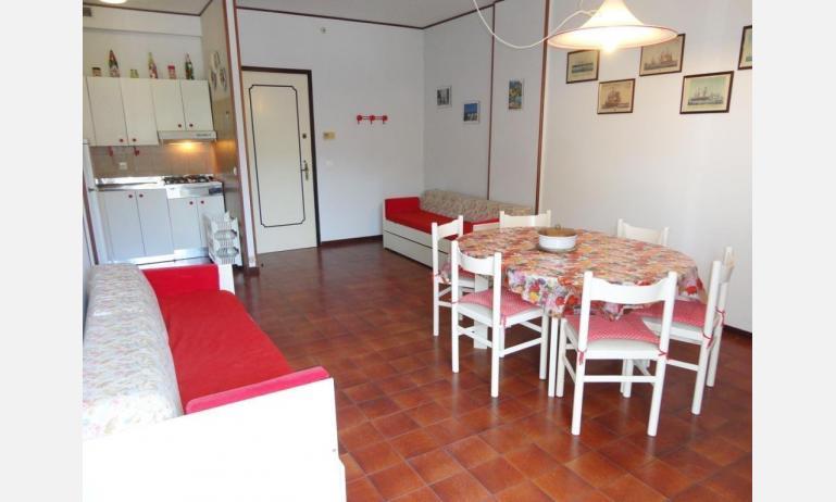 appartamenti AURORA: soggiorno (esempio)