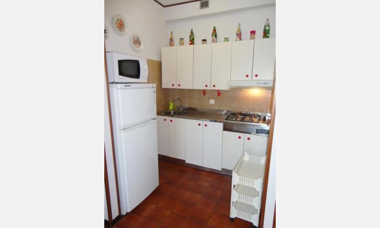 appartamenti AURORA: angolo cottura (esempio)