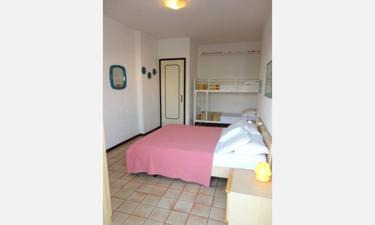 appartamenti AURORA: camera (esempio)