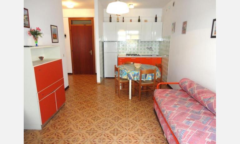 appartamenti MARCO POLO: soggiorno (esempio)
