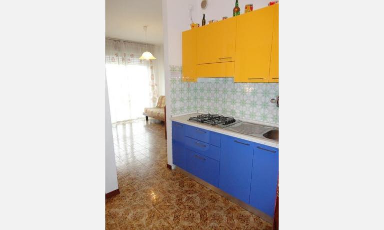 appartamenti MARCO POLO: angolo cottura (esempio)