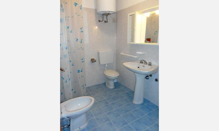appartamenti MARCO POLO: bagno (esempio)