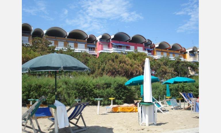 appartamenti MIRAMARE: la spiaggia