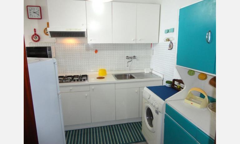 appartamenti MIRAMARE: angolo cottura (esempio)