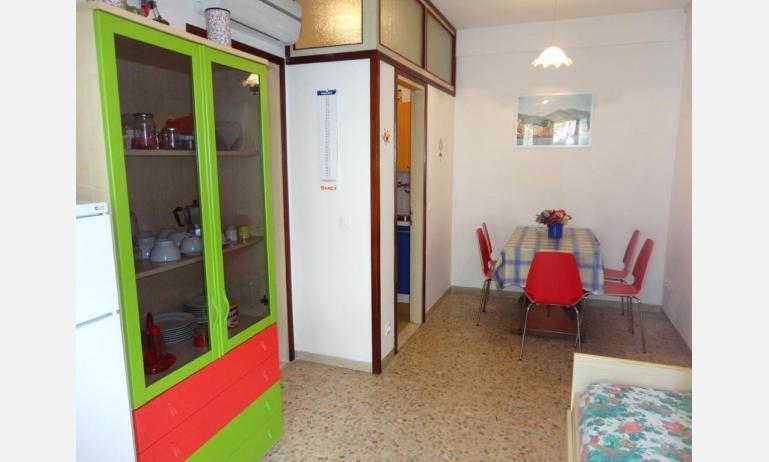 appartamenti LE PLEIADI: soggiorno (esempio)
