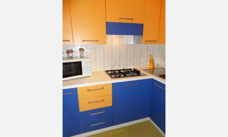appartamenti LE PLEIADI: angolo cottura (esempio)