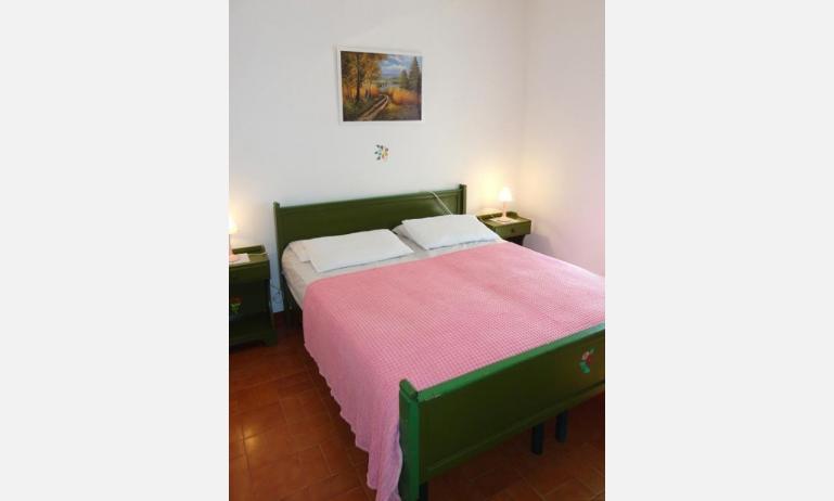 appartamenti LE PLEIADI: camera (esempio)