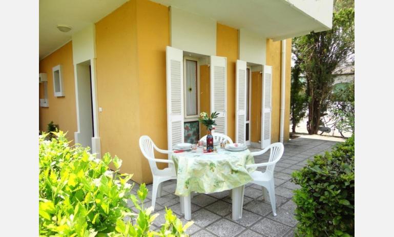 appartamenti LE PLEIADI: giardino (esempio)