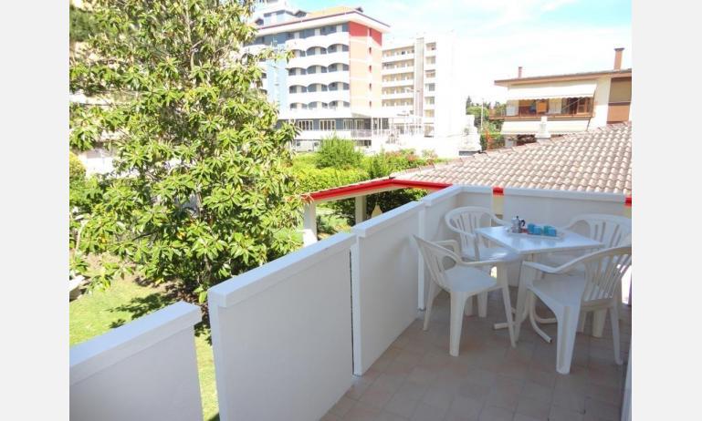 appartamenti LE PLEIADI: balcone (esempio)