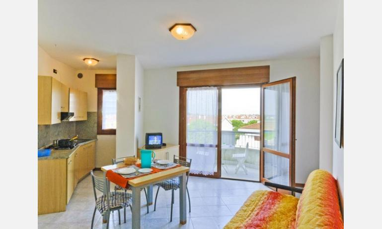 appartamenti RESIDENCE BOLOGNESE: soggiorno (esempio)