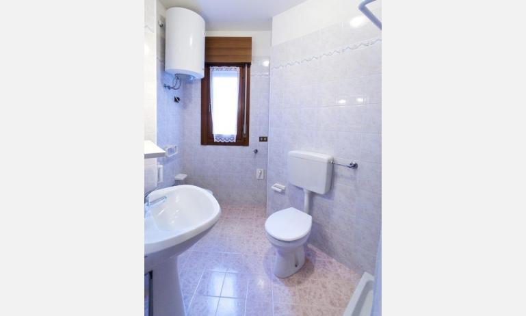 appartamenti RESIDENCE BOLOGNESE: bagno (esempio)