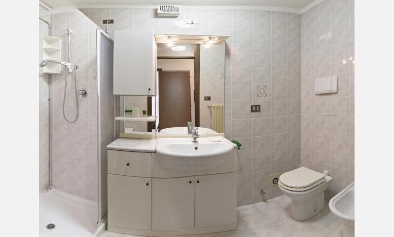 appartamenti DUCA DEGLI ABRUZZI: bagno (esempio)