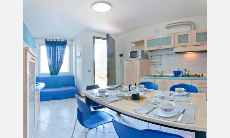appartamenti LE SOLEIL: soggiorno (esempio)