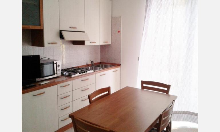 appartamenti LE SOLEIL: angolo cottura (esempio)