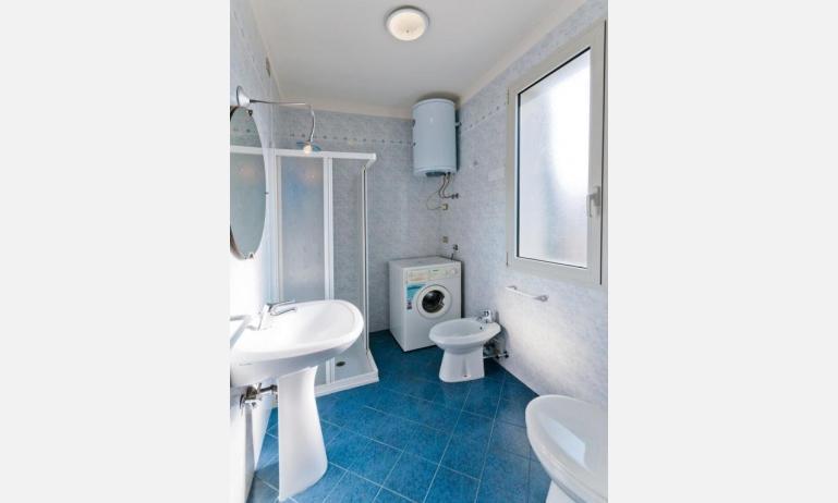 appartamenti LE SOLEIL: bagno (esempio)