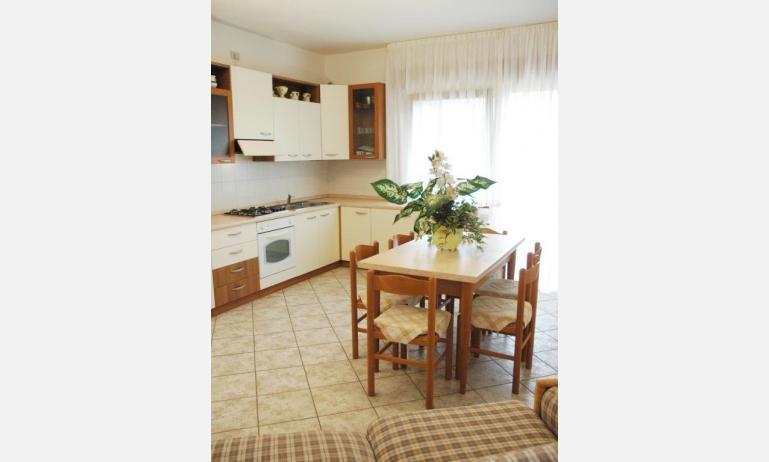 appartamenti VALLI: angolo cottura (esempio)