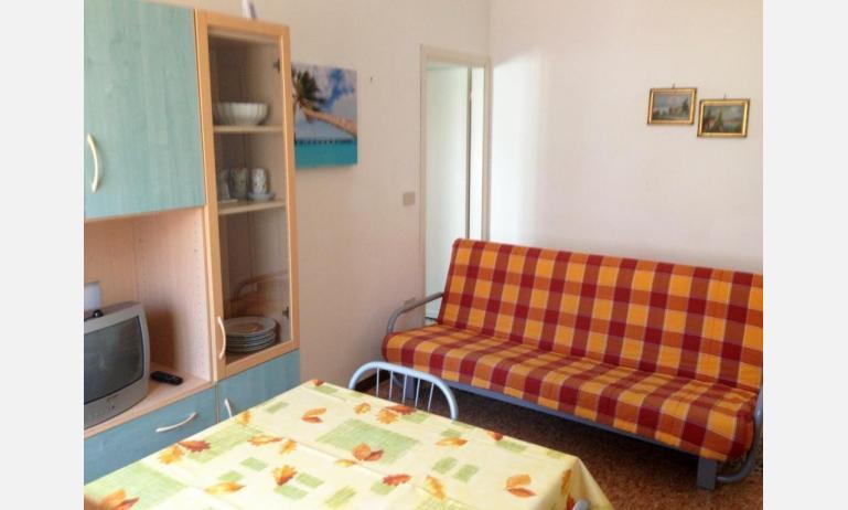 appartamenti MANCIN: soggiorno (esempio)