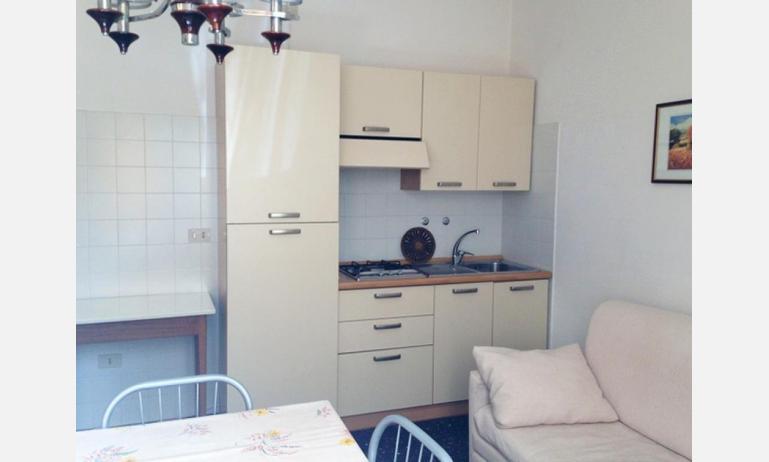 appartamenti MANCIN: angolo cottura (esempio)