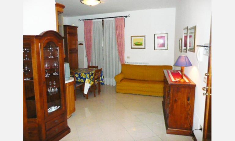 appartamenti RUBINO: soggiorno (esempio)