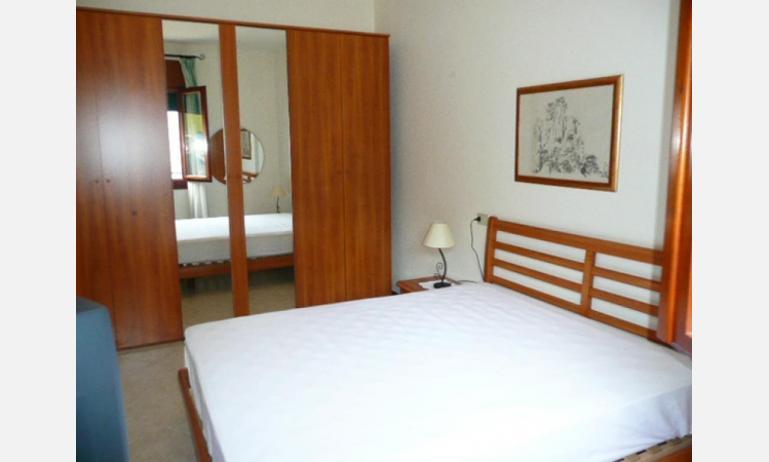 appartamenti RUBINO: camera (esempio)