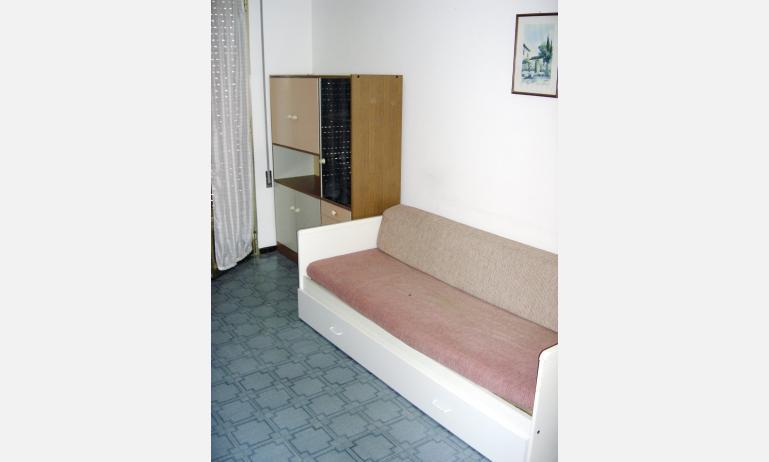 appartamenti ZENITH: soggiorno non rinnovato (esempio)