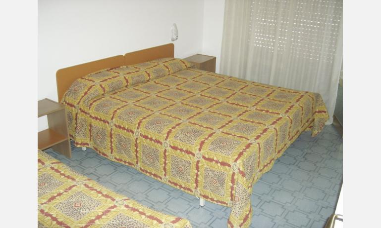 appartamenti ZENITH: camera non rinnovata (esempio)